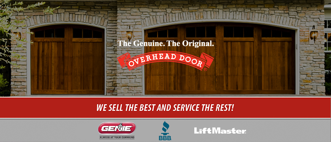 Overhead Door Residential of Fort Smith Offers the Best Garage Doors in the Greater Fort Smith Area