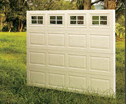 Overhead Door Residential of Fort Smith offers Traditional Steel Custom Garage Doors